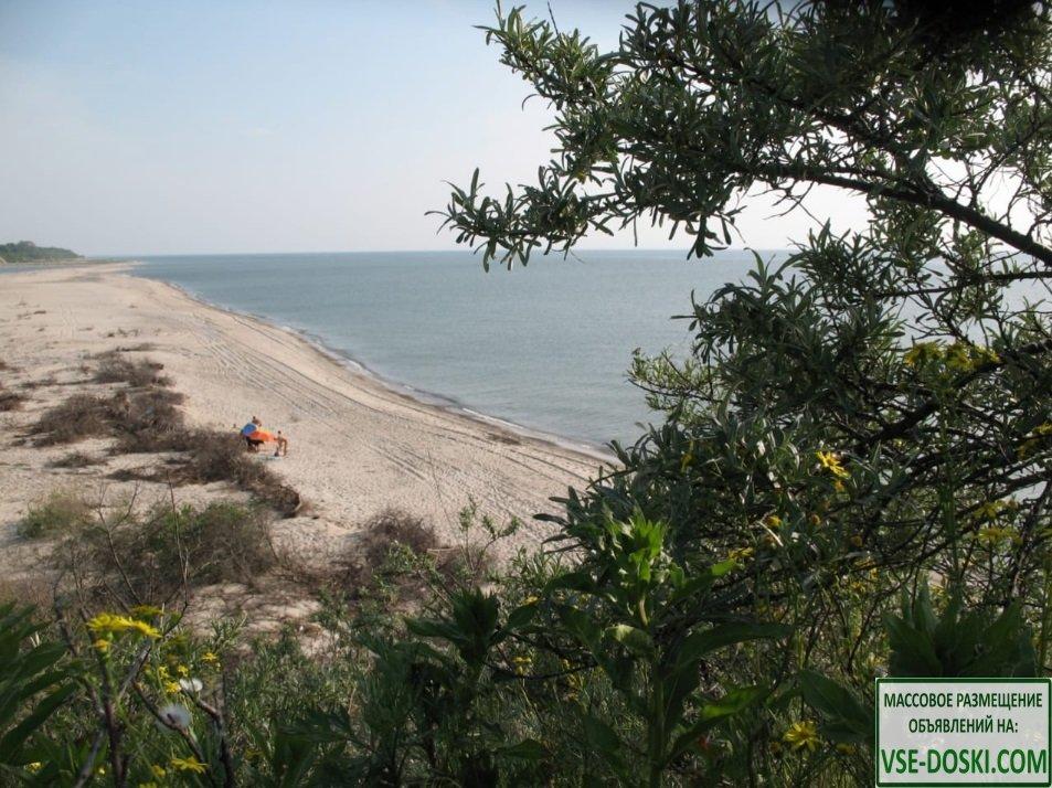 Элитный отдых на берегу Балтийского моря и  озера Янтарное.