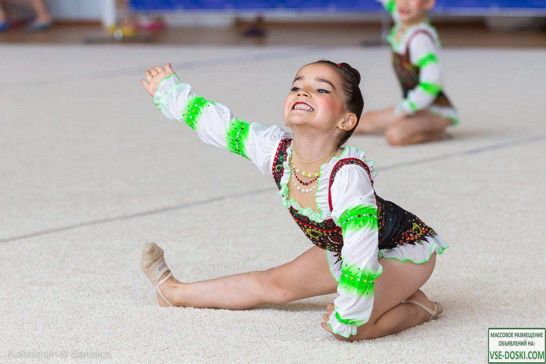 Онлайн-тренировки по художественной и эстетической гимнастике
