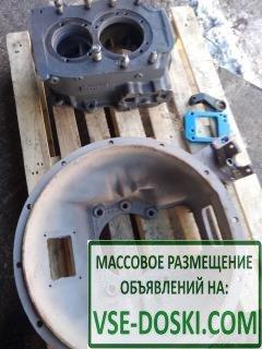 Плита стыковки двс ЯМЗ с кпп камаз .zf .