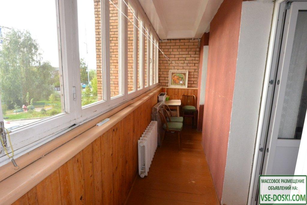 Изолированная квартира вблизи жд Весенняя