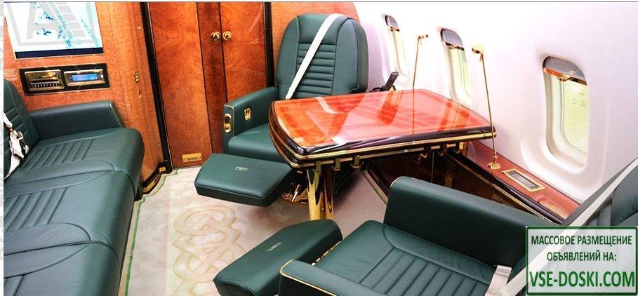Реставрация авиа-интерьера и яхт