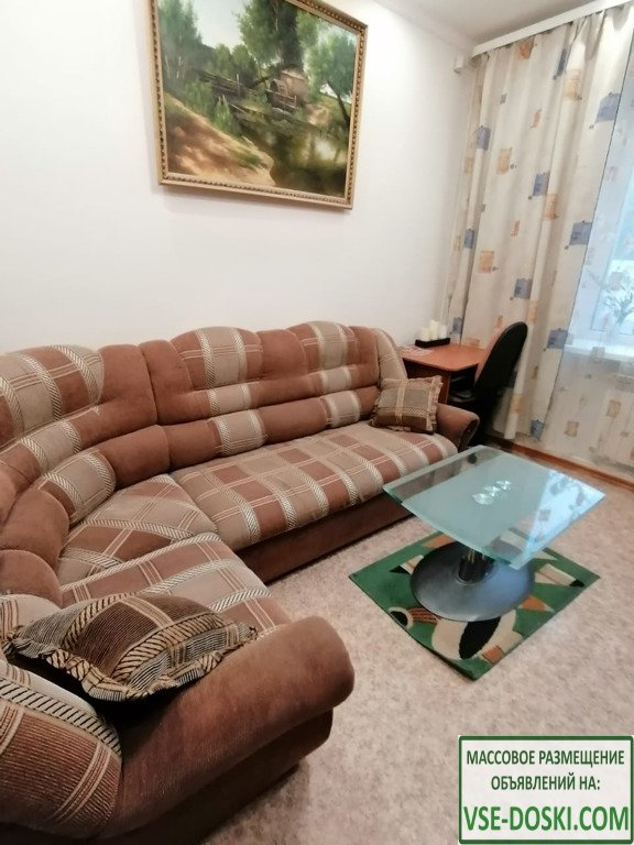 Сдам двухкомнатную квартиру в Богдановиче на Партизанской 21
