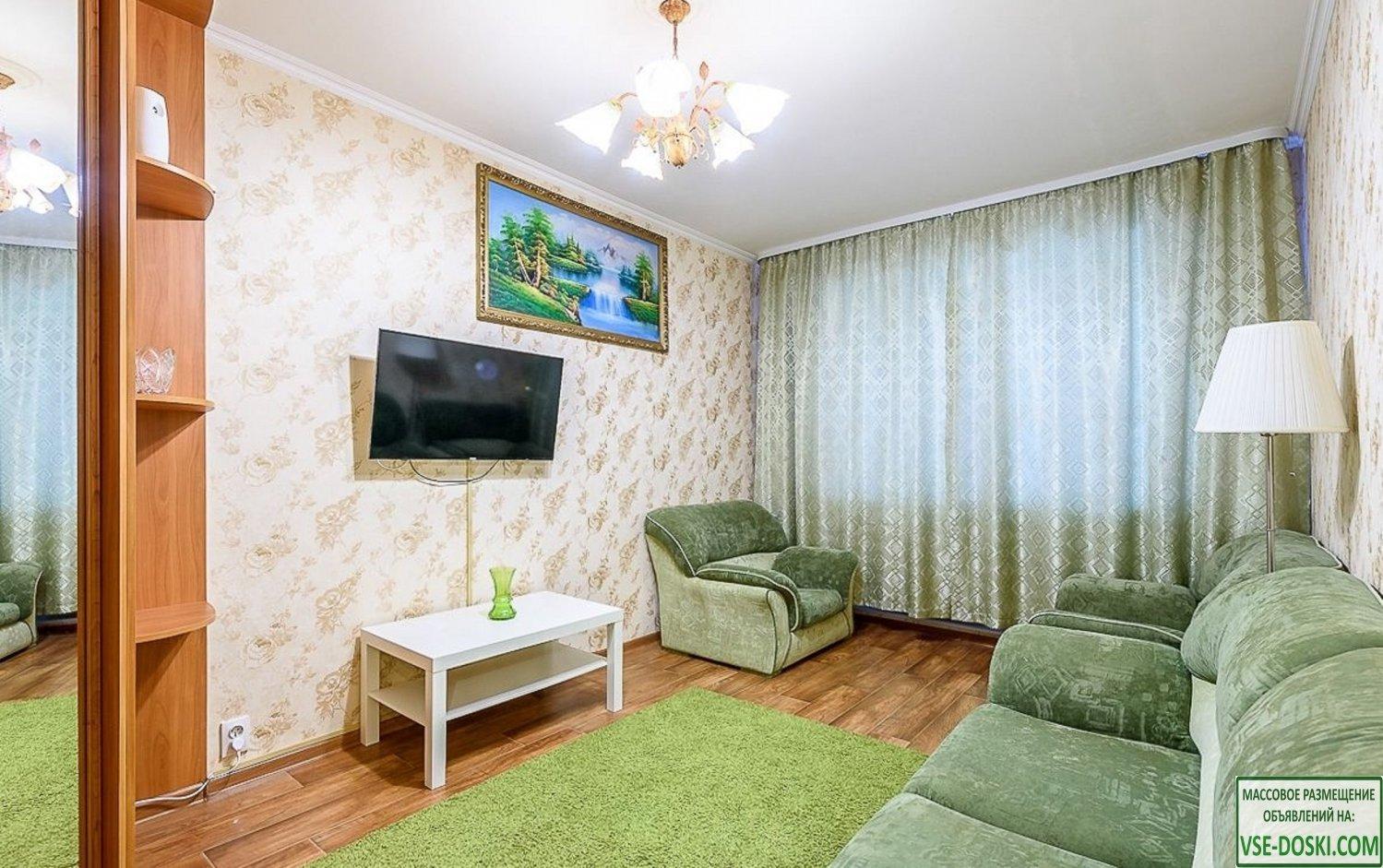 Сдаётся двухкомнатная квартира в Тоншалово
