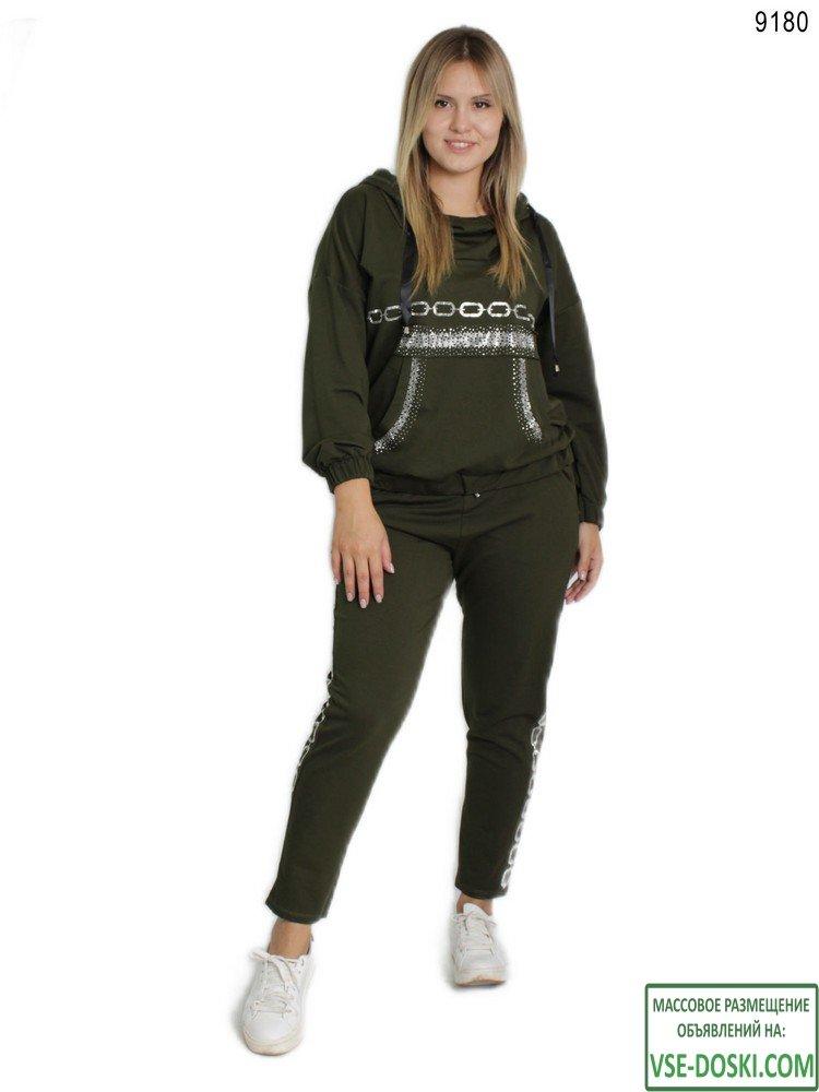 Женские спортивные костюмы оптом, прогулочные костюмы