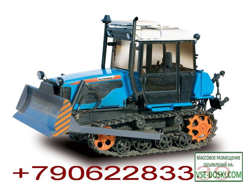 Запчасти гусеничного хода тракторов и бульдозеров ДТ75 и Агромаш 90ТГ