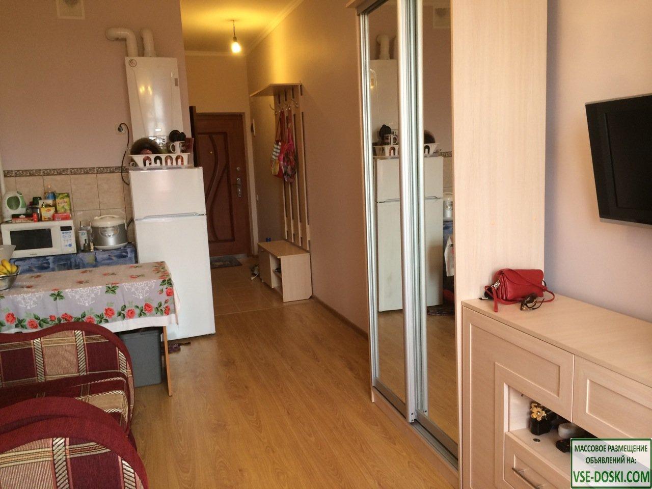 Квартира студия в Сочи