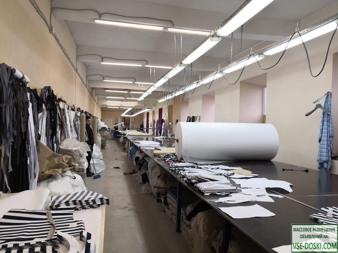 Закройщик швейного производства