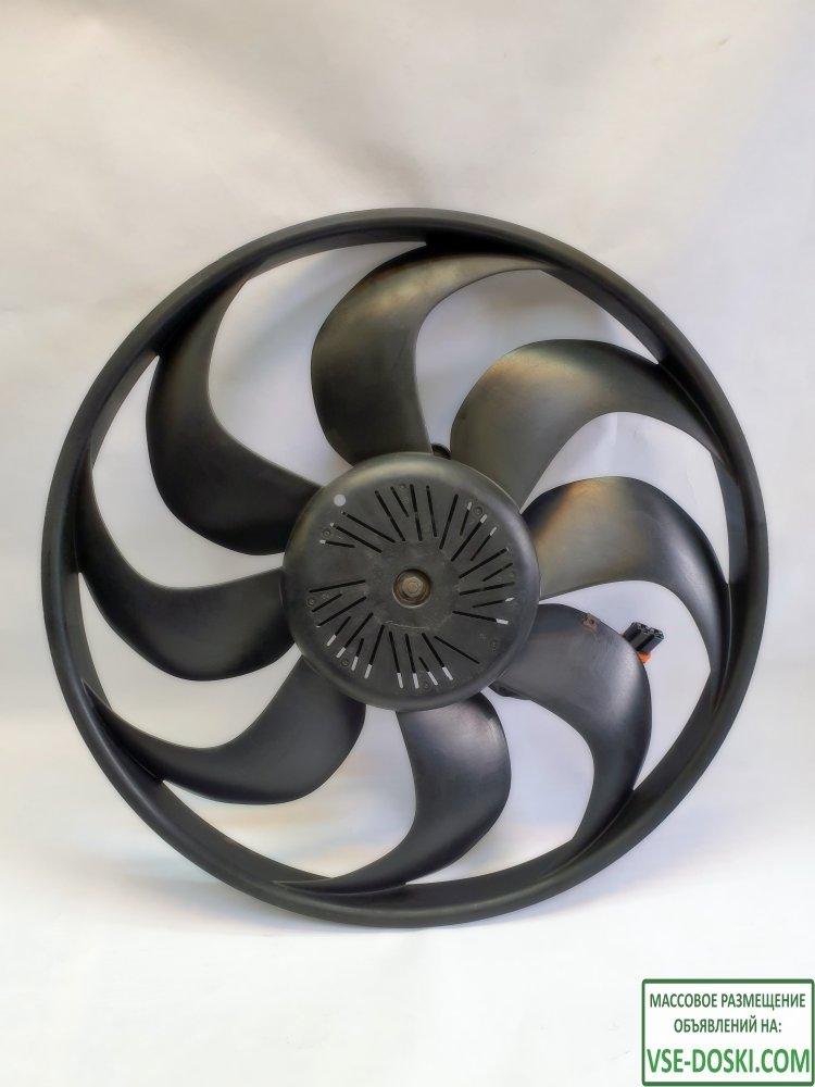 Вентилятор радиатора охлаждения форд focus
