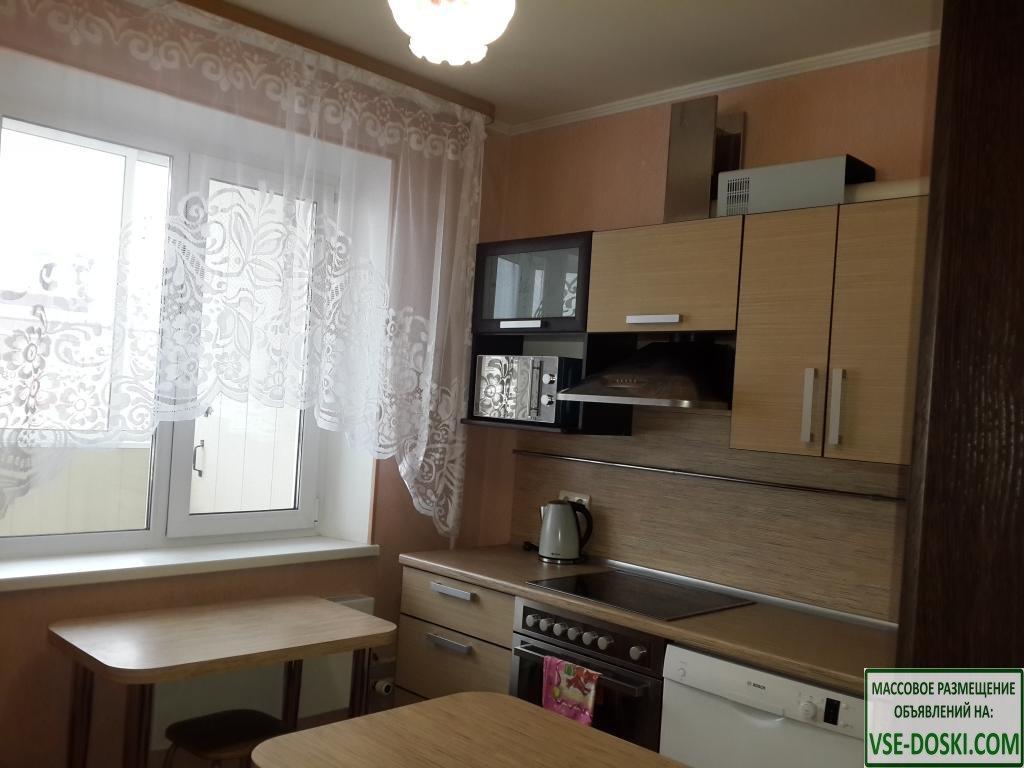 Сдается 1-комнатная квартира.