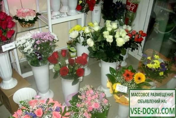 Отдел цветов 15 м2 в Торговом Центре