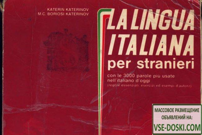 Позанимаюсь с Вами итальянским языком по skype