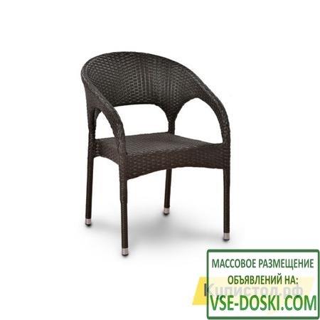 Плетеное кресло Афина-мебель Y90C-W2390