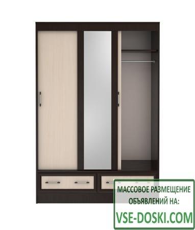 Шкаф-купе Первый Мебельный Модерн