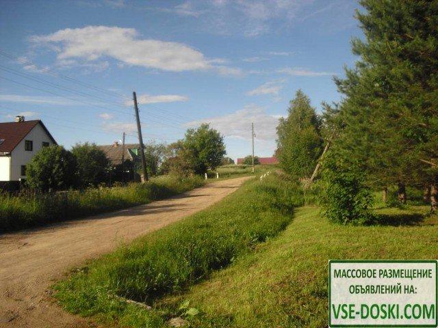 Участки в деревне. 80 км. от Москвы по Дмитровскому шоссе. Талдомский район.