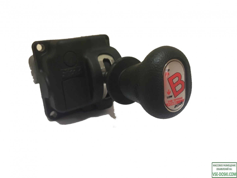 Пневмоуправление, клапан подъема , джойстик 3-х контурный