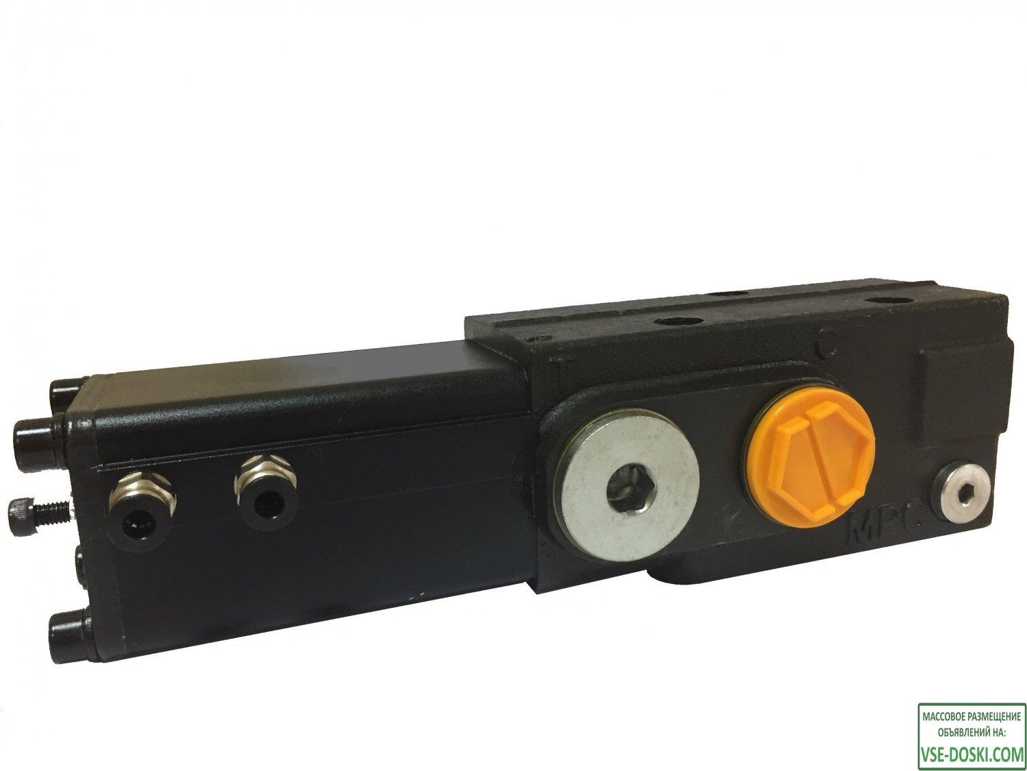 Клапан управления подъёмом кузова самосвала