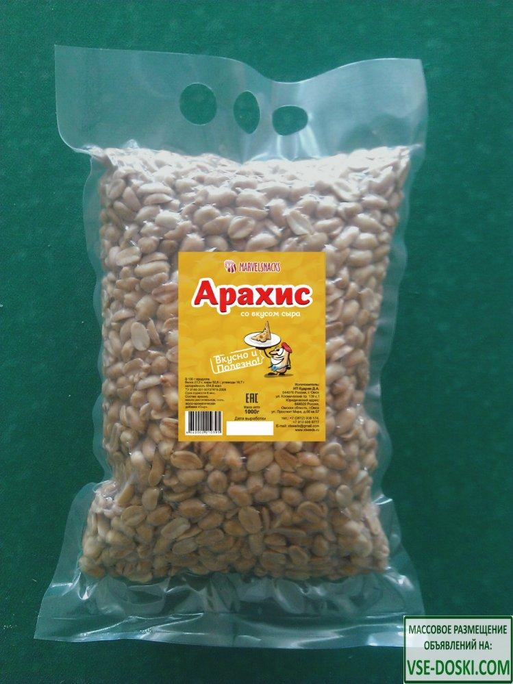Арахис от производителя весовой и фасованный