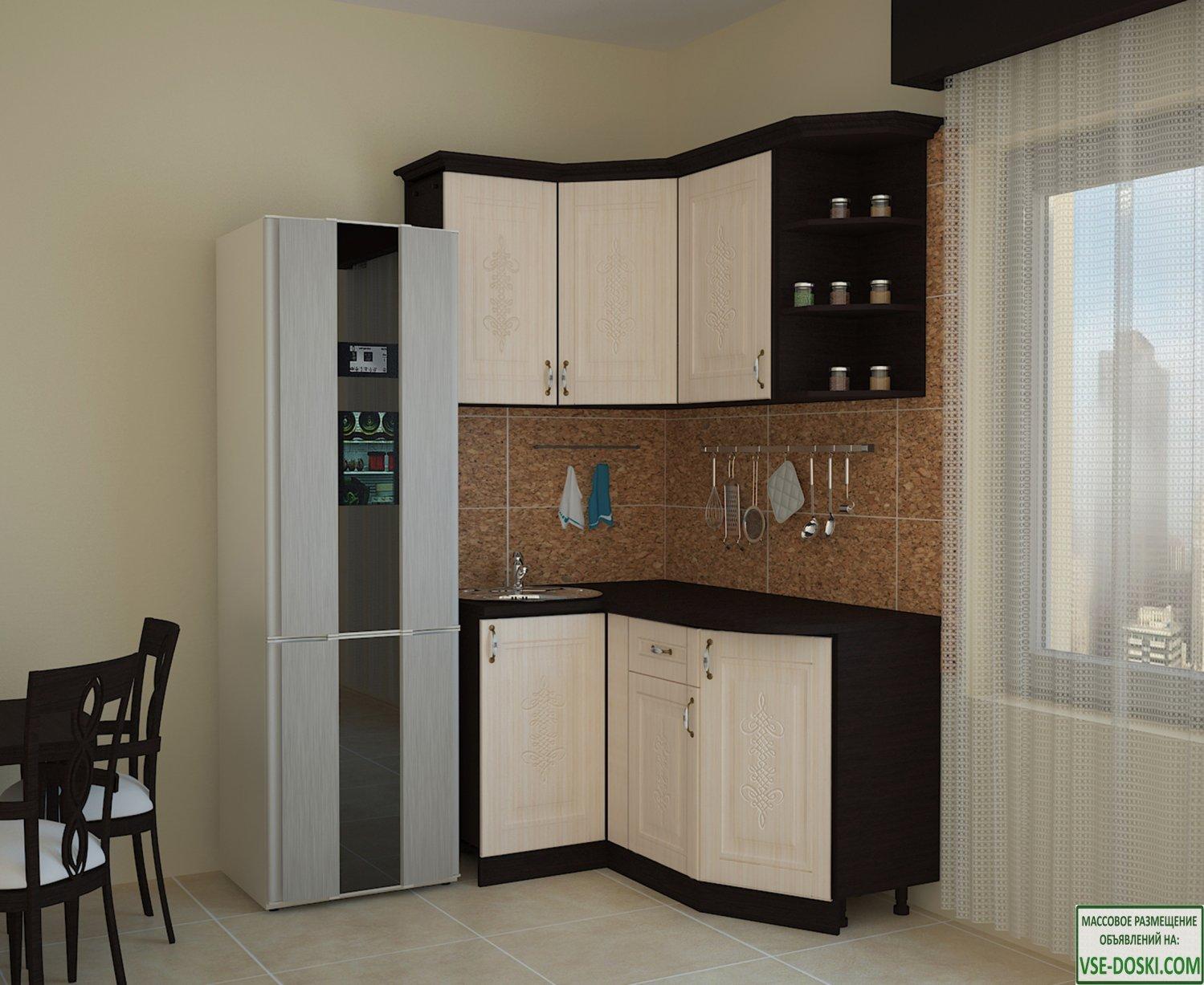 Кухня БЕЛАРУСЬ Угловая, правая - левая