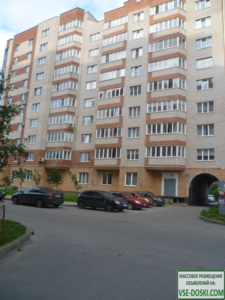 3-х к.кв. ул. Рахманинова дом 10