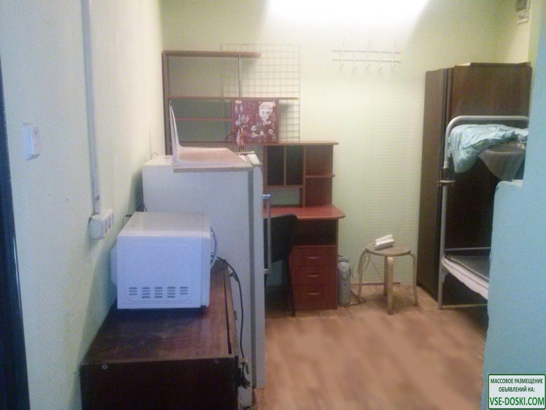 Переехать в Санкт-Петербург и снять комнату.