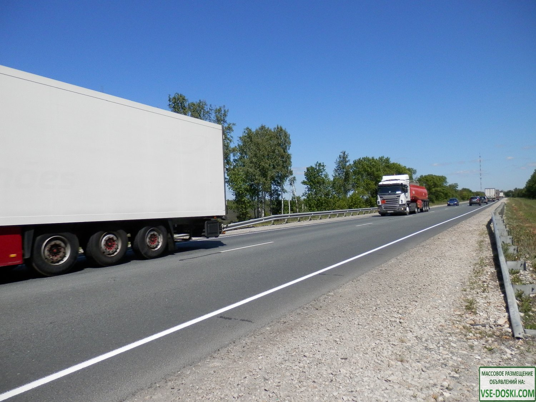 Продам земельный  участок 4,6 га. коммерческого назначения на трассе М-5 `Урал`