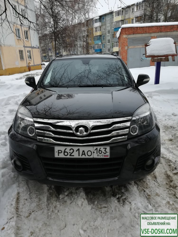 Great Wall Hover H3 2011