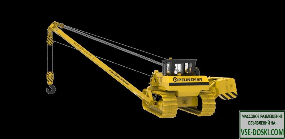 Запасные части гусеничного хода строительных машин
