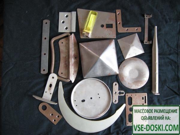 Штампы по листовому металлу   для кривошипных прессов