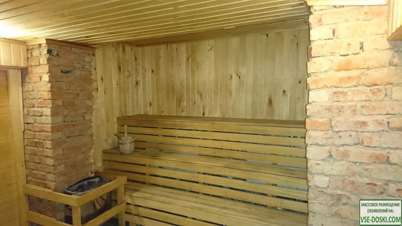 Сауна с номерами как хостел 500 м² в ТК