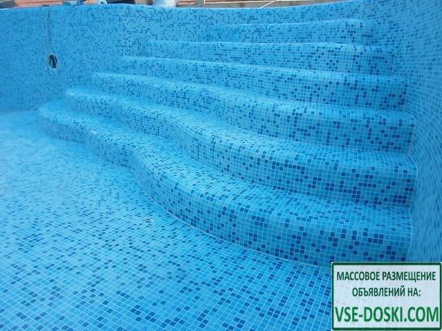 Строительство и отделка бассейнов под ключ